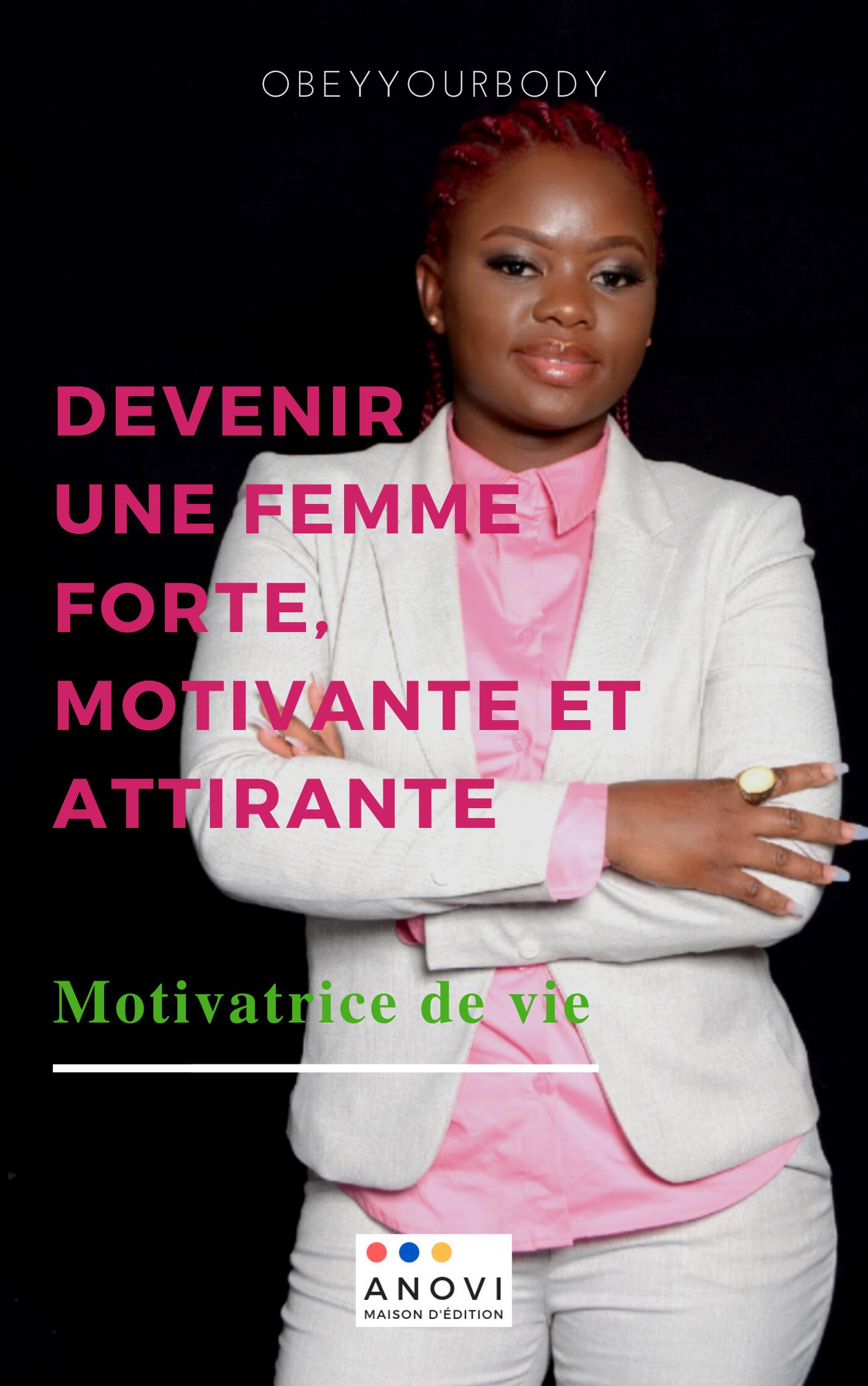 Devenir une femme forte, motivante et attirante Image
