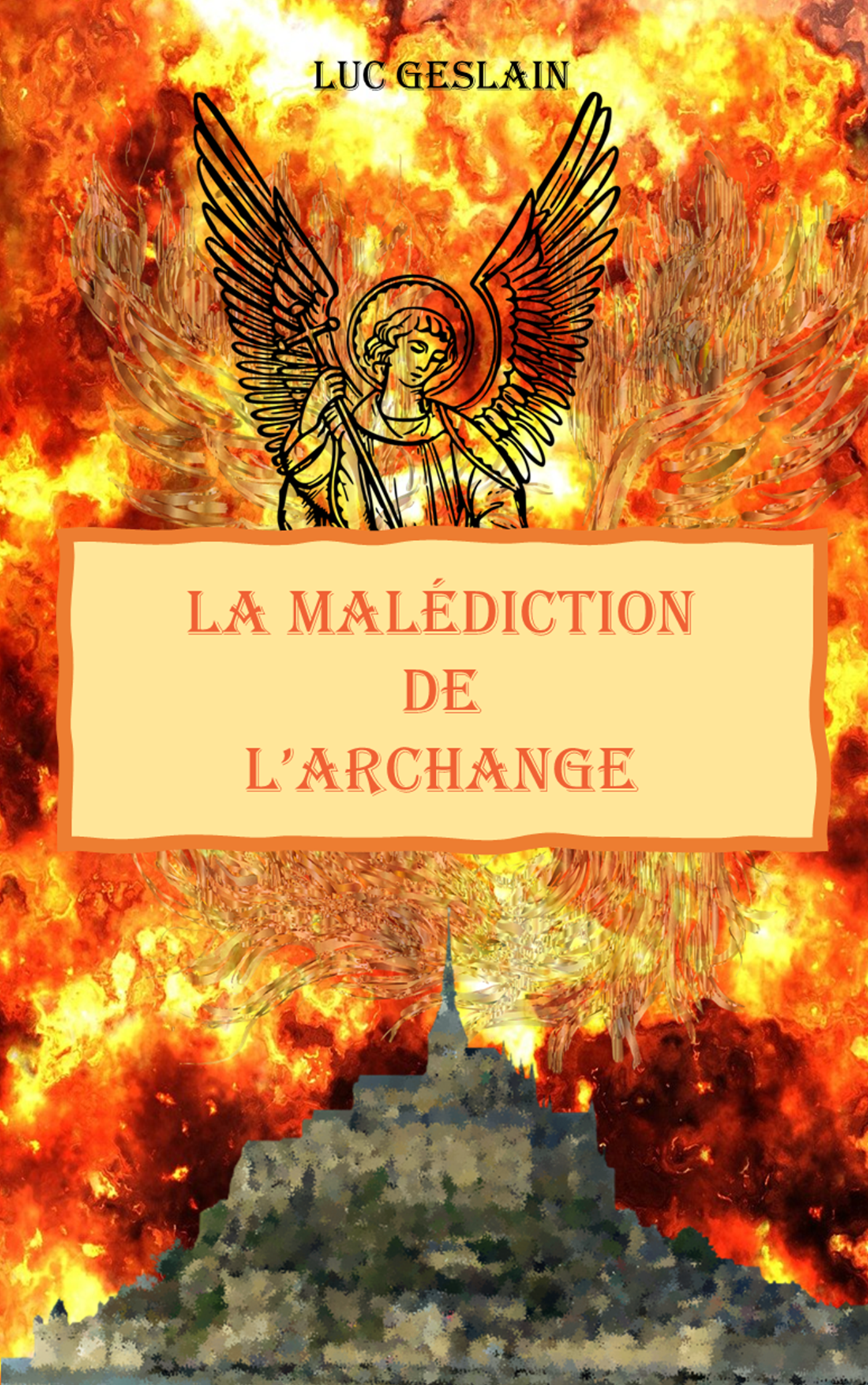 La malédiction de l'Archange Image