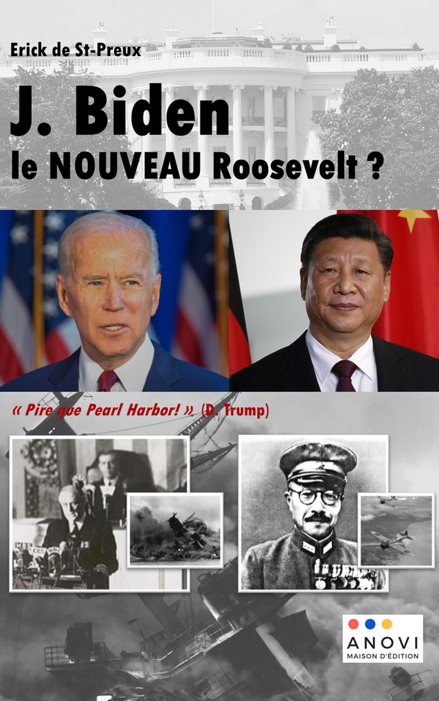 J.Biden, le NOUVEAU Roosevelt ? Image