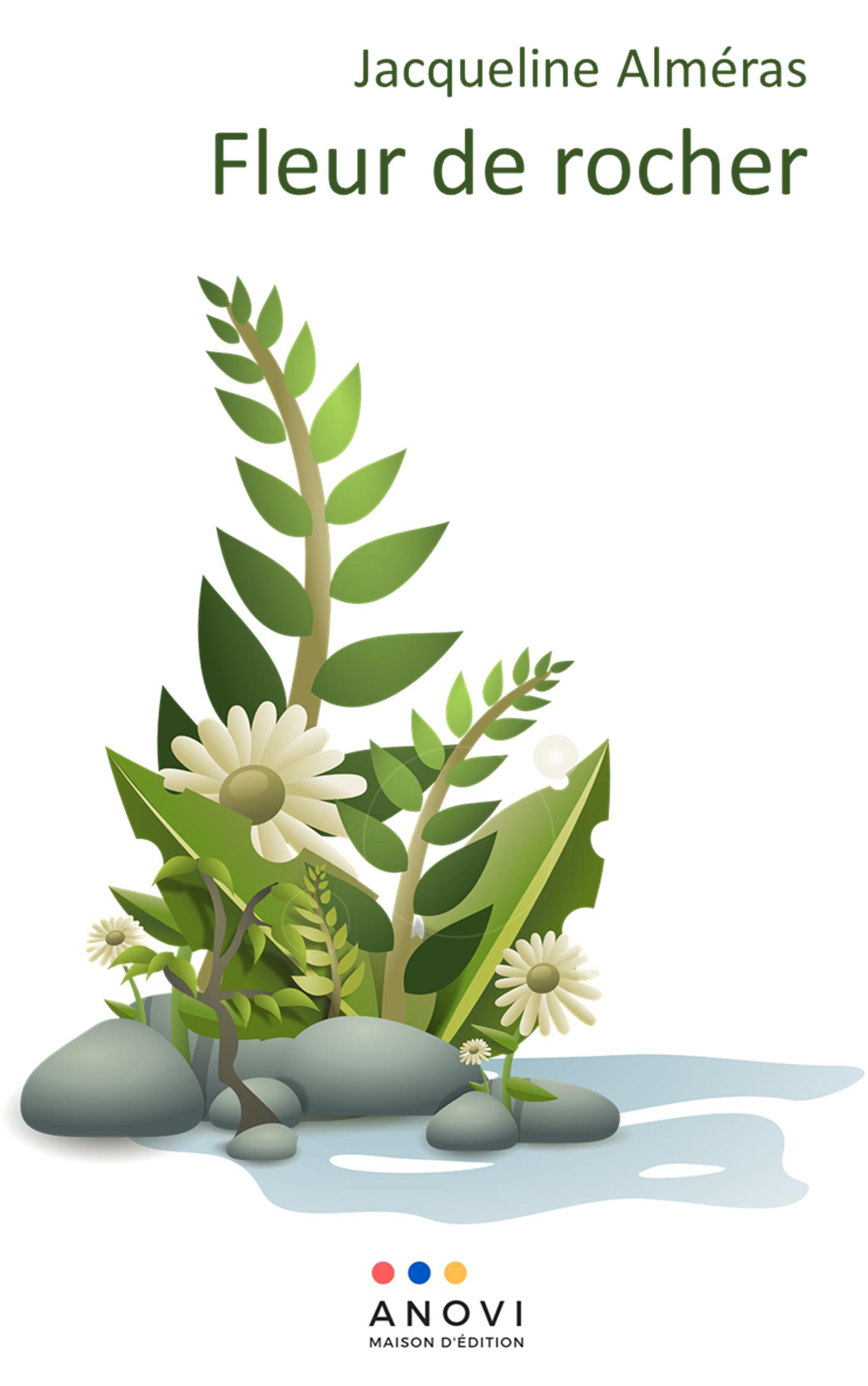 Fleur de rocher Image