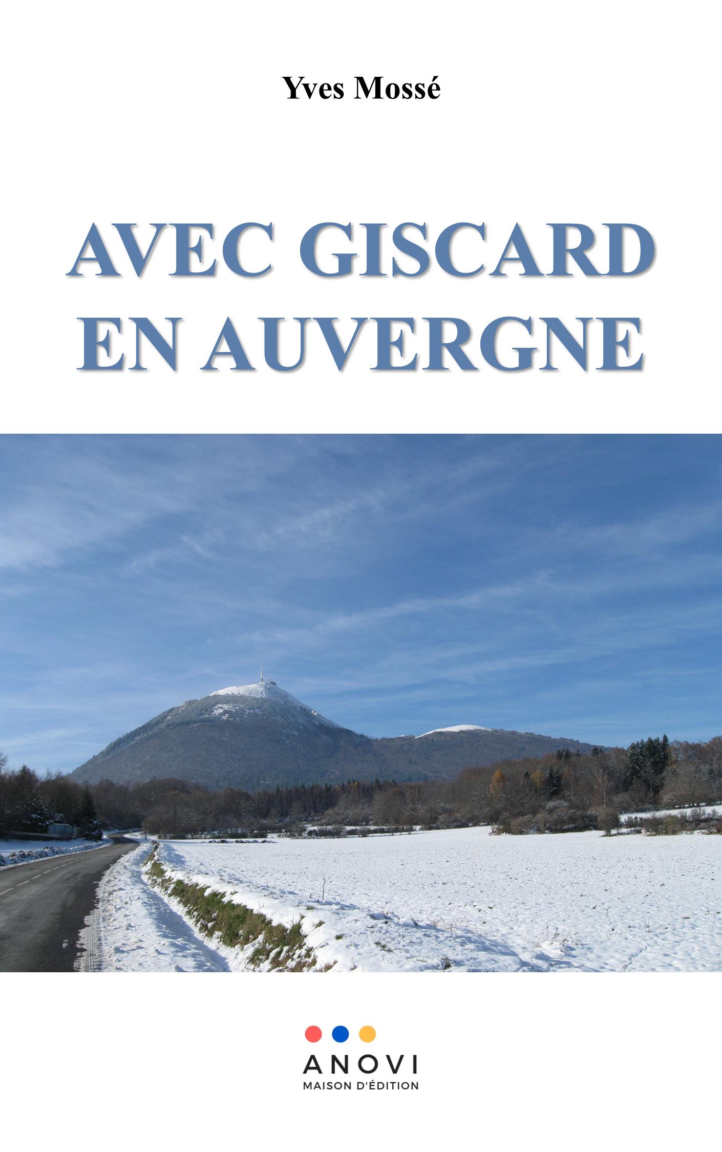 Avec Giscard en Auvergne Image